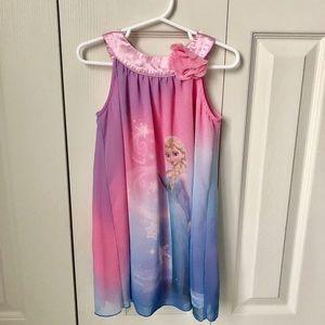 Size 4t Disney Elsa Dress